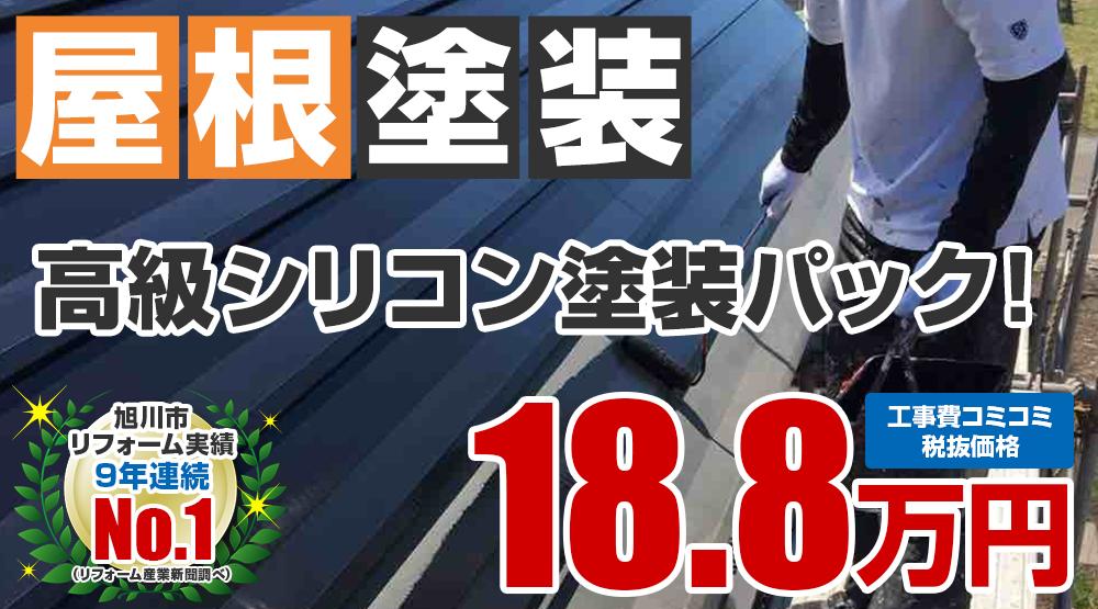 シリコンプラン塗装 188000万円