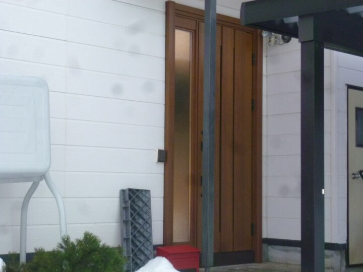 S様邸 玄関ドア交換工事