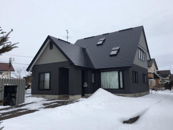 S様邸 外壁・屋根改修工事