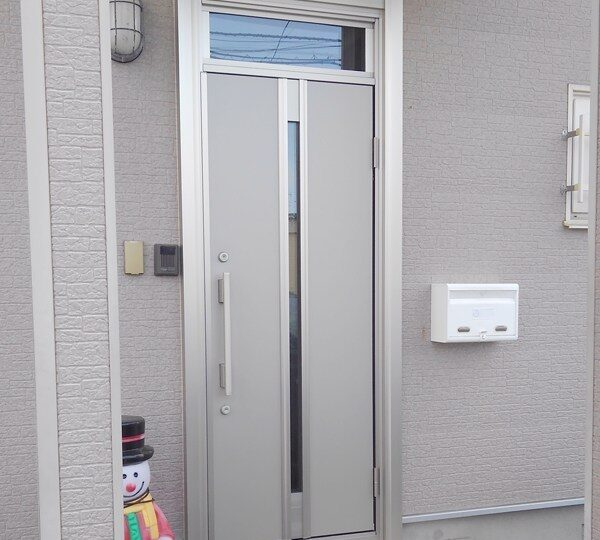 N様邸 玄関ドア交換工事