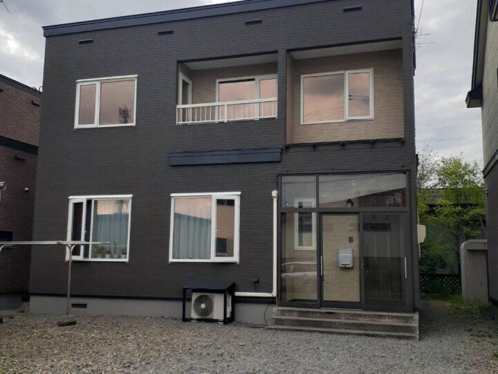 旭川市 E様邸 外部改修工事