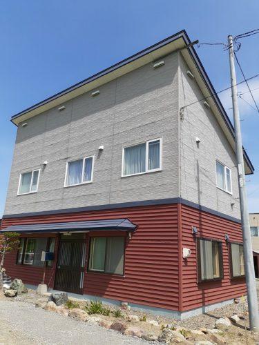 T様邸 屋根塗装・外壁部分張替え工事